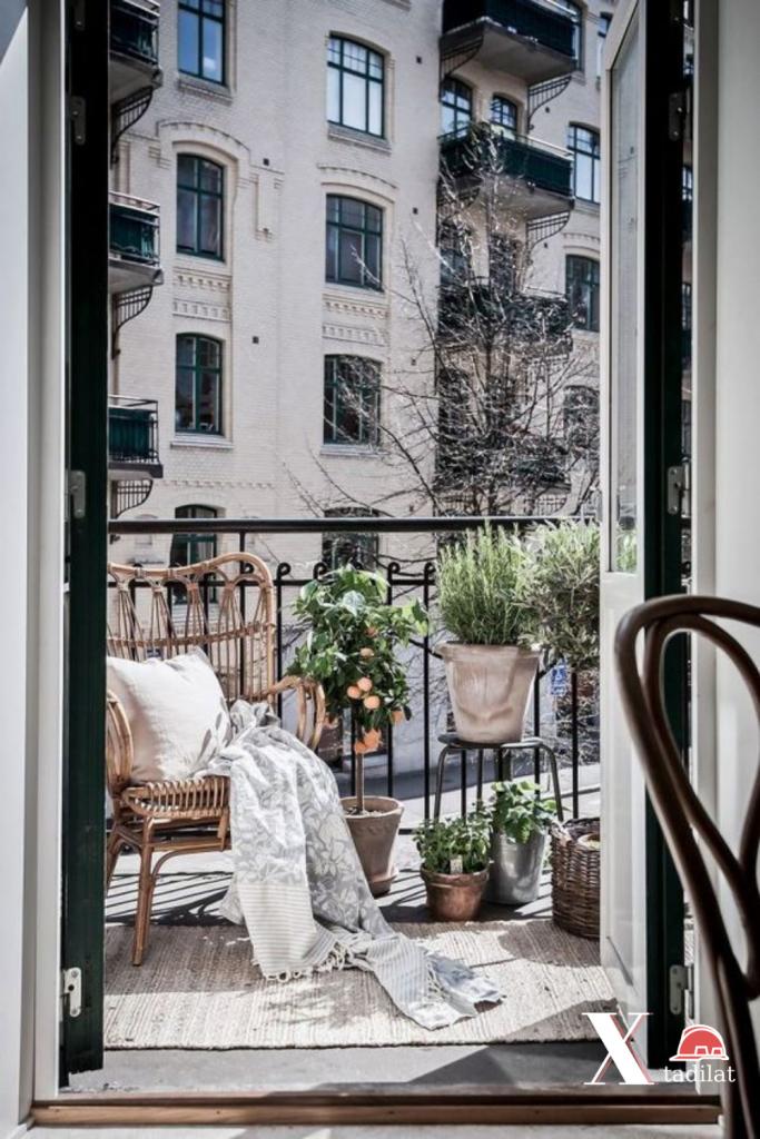 Balkon Dekorasyon - X Tadilat