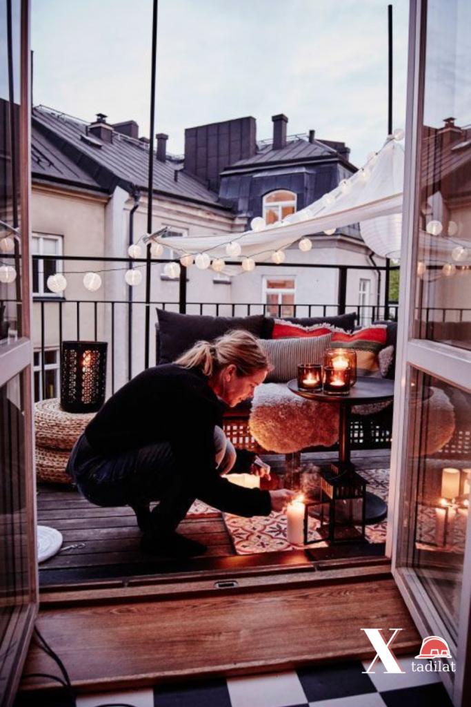 Balkon Süsleme - X Tadilat